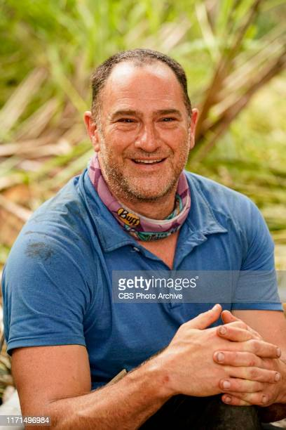 YOLO Let's Play Dan Spilo on the second episode of SURVIVOR Island of Idols airing Wednesday Oct 2nd on the CBS Television Network