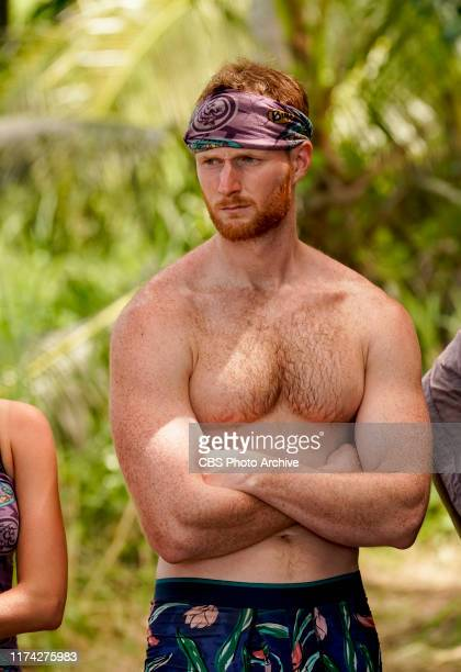 """Let's Play!"""" - Tommy Sheehan on the second episode of SURVIVOR: Island of Idols airing Wednesday, Oct. 2nd on the CBS Television Network."""