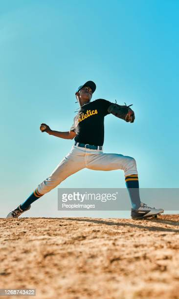 let's see if you can hit this - baseball pitcher stock pictures, royalty-free photos & images