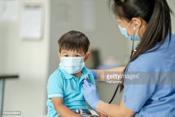 let's take a listen to your chest - infectious disease stock pictures, royalty-free photos & images