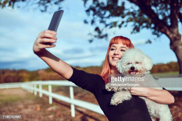let's take a selfie at the ranch - macedonia country stock pictures, royalty-free photos & images