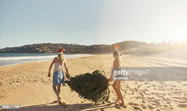 Let's take this christmas to the beach