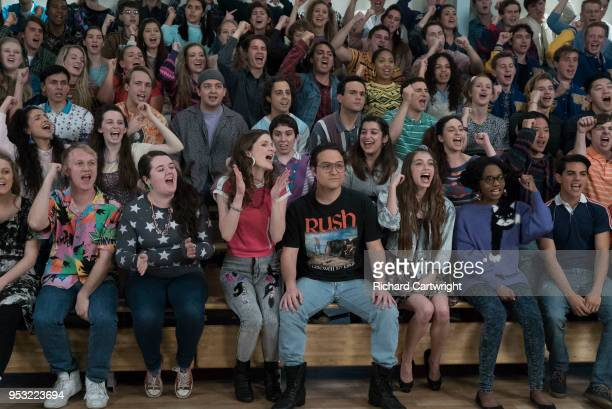 THE GOLDBERGS 'Let's Val Kilmer This Car' When Lainey moves back to town Barry asks her to the prom but when she says no he plans a senior prank with...