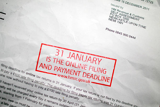 Tax Return Reminder Letters