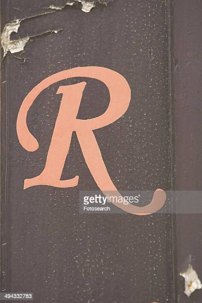 Letter R Stock Photos And Pictures Getty Images