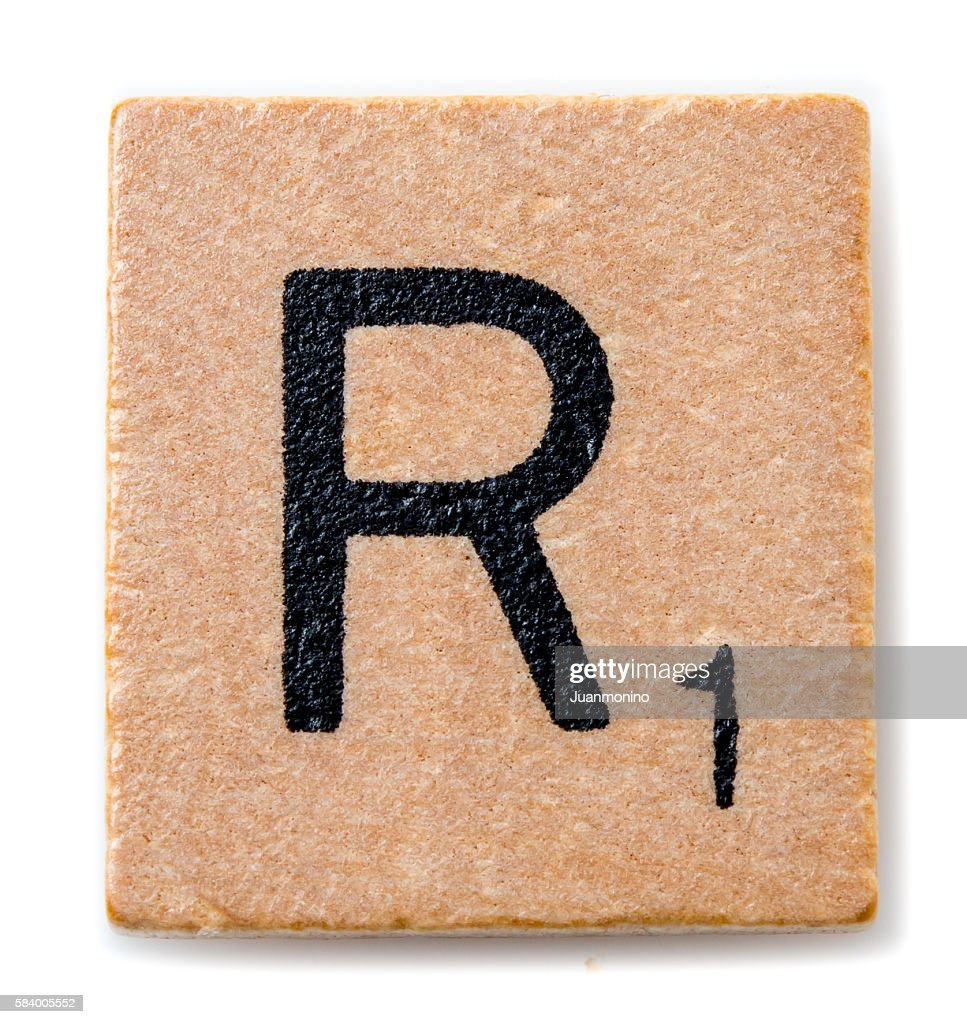 Letter r stock photos and pictures getty images letter r biocorpaavc Images