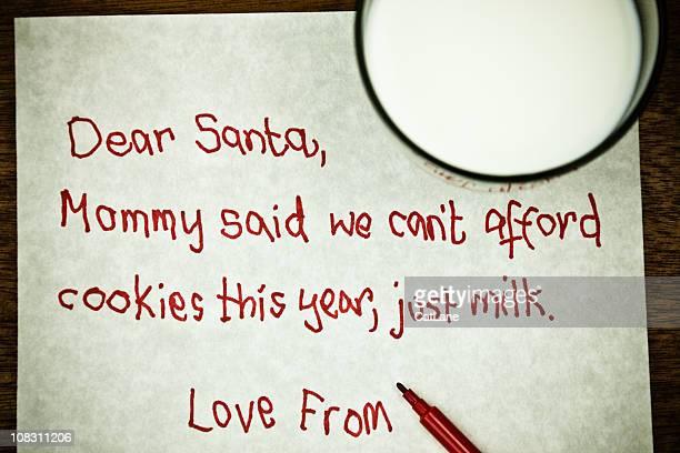 Carta a Santa serie