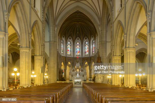 Letterkenny cathedral in Donegal, Ireland.