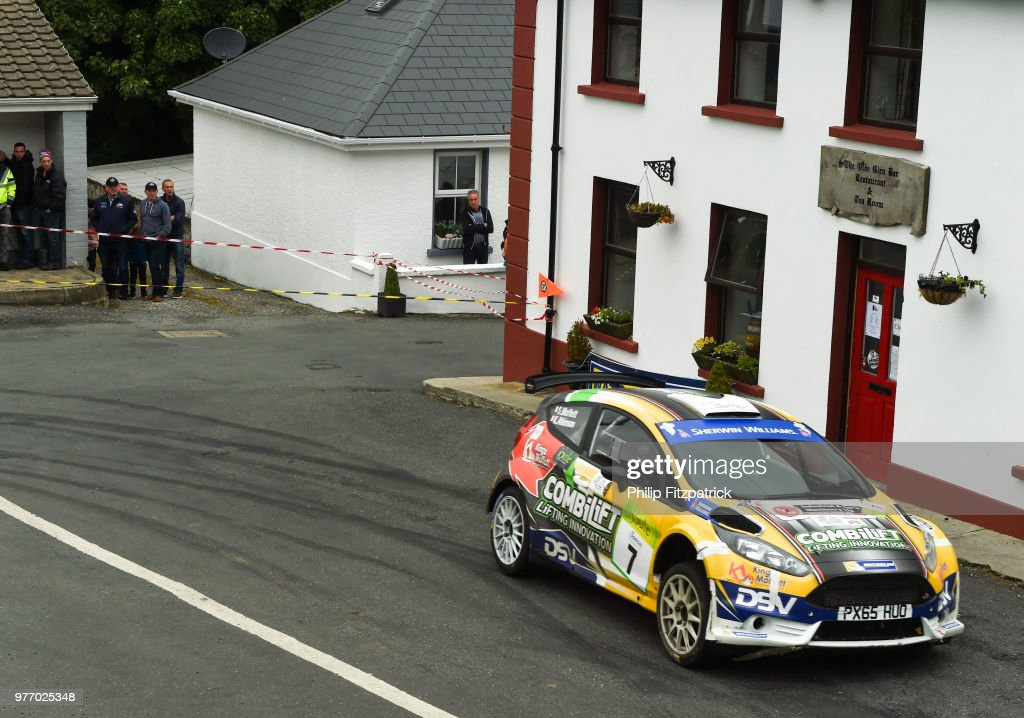 Joule Donegal International Rally - Day 3