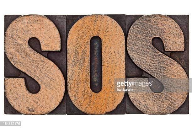 SOS-typographie lettres
