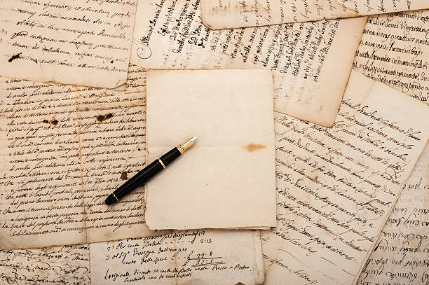 parchment paper for writing letters Vintage typewriter paper onion skin paper tracing paper parchment paper thin paper letter writing junk journal paper old typewriter.