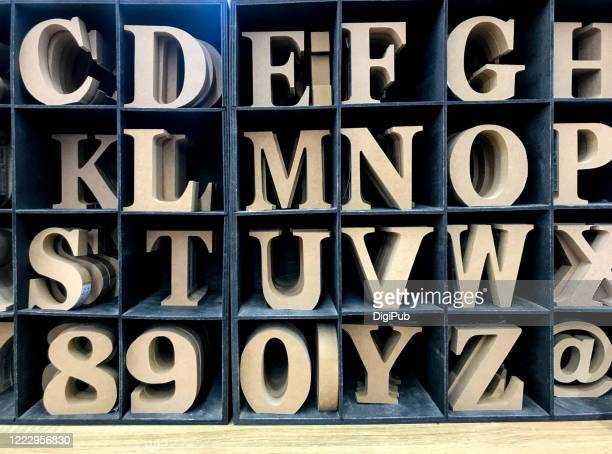 letters and numbers for diy - 0 1 months stock pictures, royalty-free photos & images