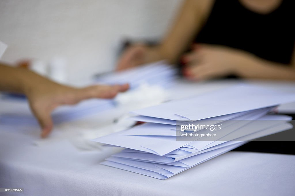 Letters : Stock Photo