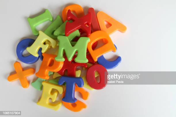Letters. Teaching Supplies