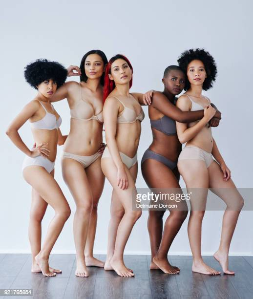 letting our differences bring us together not separate us - lingerie stock pictures, royalty-free photos & images