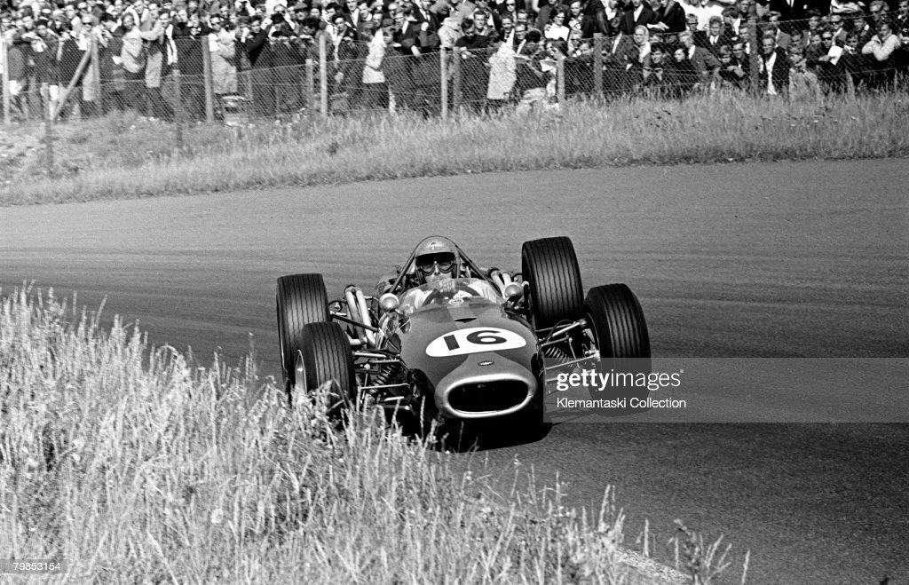Brabham At Zandvoort : News Photo