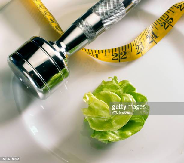 lettuce weight tape