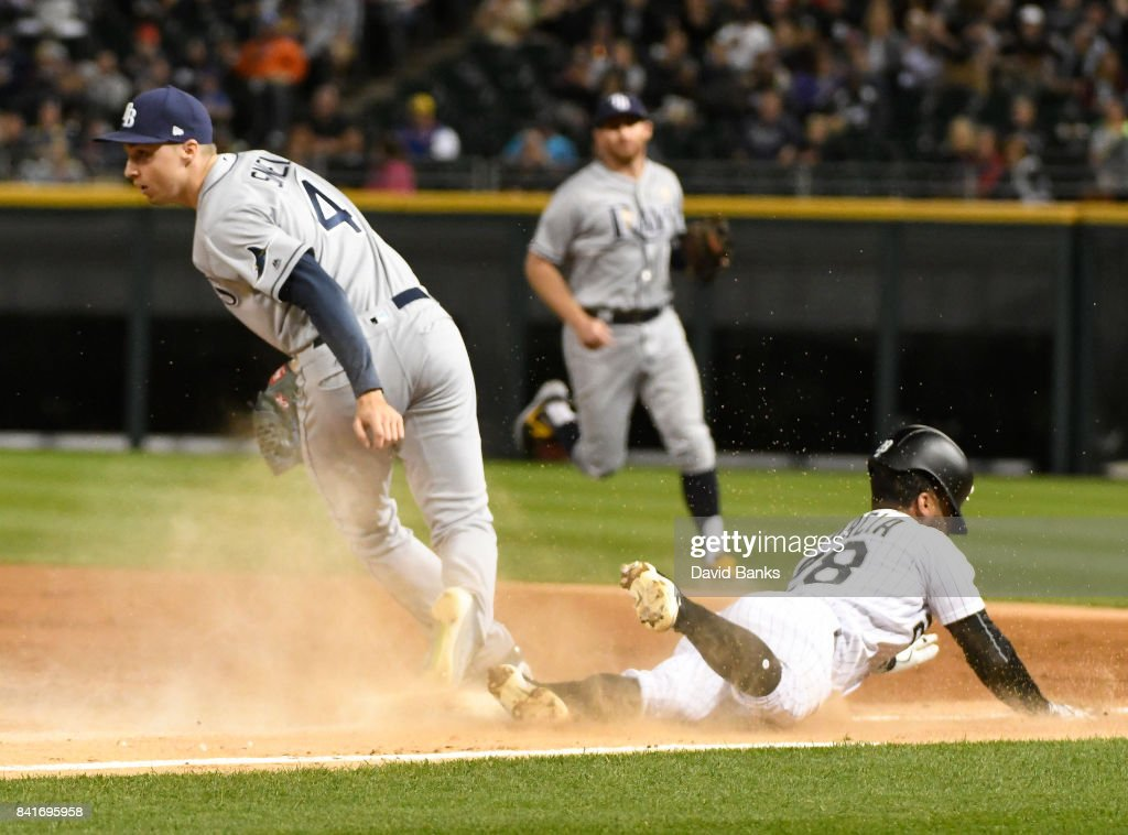 Tampa Bay Rays v Chicago White Sox