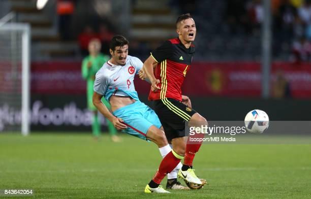 20170905 Leuven Belgium / Uefa U21 Euro 2019 Qualifying Belgium v Turkey / 'nKulibaly KANATSIZKUS Zinho VANHEUSDEN'nPicture by Vincent Van Doornick /...