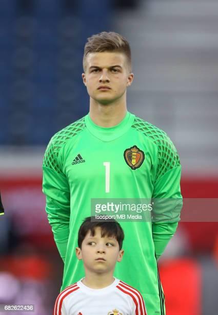 20170327 Leuven Belgium / Uefa U21 Euro 2019 Qualifying Belgium vs Malta / Nordin JACKERS Picture by Vincent Van Doornick / Isosport