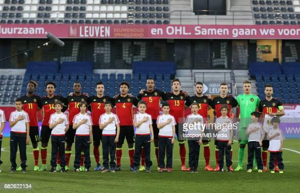 20170327 Leuven Belgium / Uefa U21 Euro 2019 Qualifying Belgium vs Malta / Picture by Vincent Van Doornick / Isosport