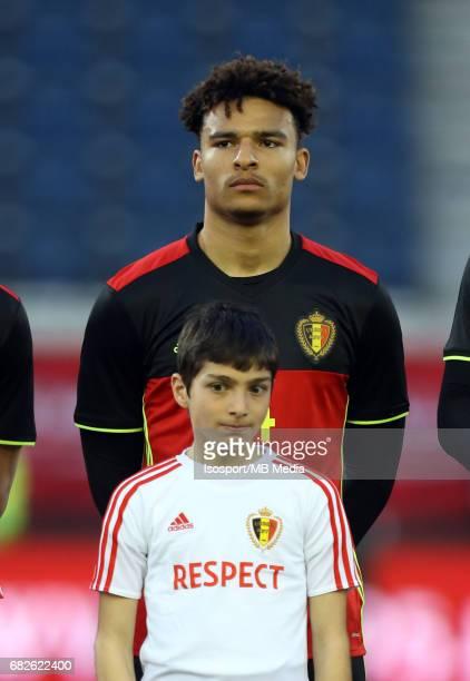 20170327 Leuven Belgium / Uefa U21 Euro 2019 Qualifying Belgium vs Malta / Samy MMAEE Picture by Vincent Van Doornick / Isosport