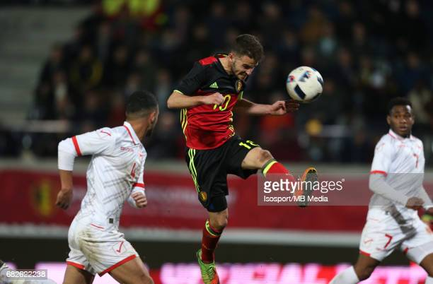 20170327 Leuven Belgium / Uefa U21 Euro 2019 Qualifying Belgium vs Malta / Siebe SCHRIJVERS Picture by Vincent Van Doornick / Isosport