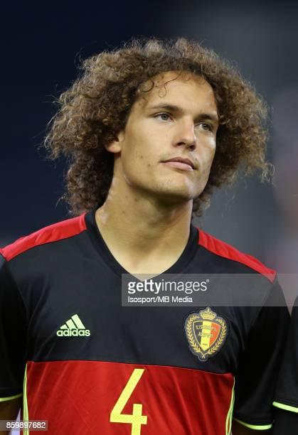 20171006 Leuven Belgium / Uefa U21 Euro 2019 Qualifying Group 5 Belgium v Sweden / 'nWout FAES'nPicture by Vincent Van Doornick / Isosport