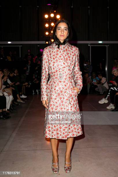 Levante attends the Drome fashion show during the Milan Fashion Week Spring/Summer 2020 on September 22, 2019 in Milan, Italy.