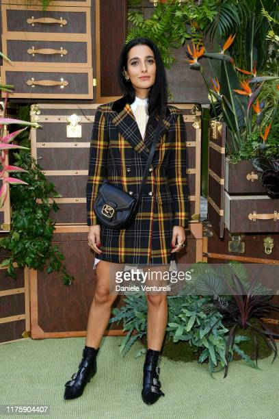 Levante attends the Etro fashion show during the Milan Fashion Week Spring/Summer 2020 on September 20 2019 in Milan Italy