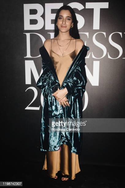 Levante attends the GQ Best Dressed Man 2020 on January 10, 2020 in Milan, Italy.