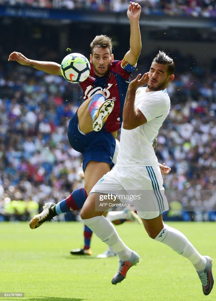 Real Madrid v Levante - La Liga
