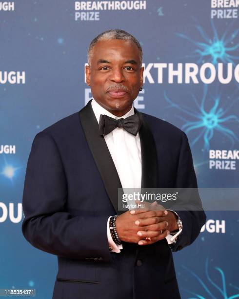 LeVar Burton attends the 2020 Breakthrough Prize Ceremony at NASA Ames Research Center on November 03, 2019 in Mountain View, California.