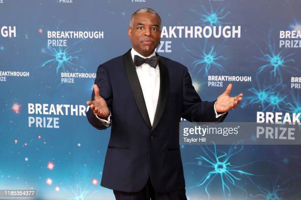 LeVar Burton attends the 2020 Breakthrough Prize Ceremony at NASA Ames Research Center on November 03 2019 in Mountain View California