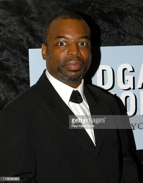 """LeVar Burton during 4th Annual """"Directors Guild of America Honors"""" - New York at Waldorf Astoria in New York City, New York, United States."""