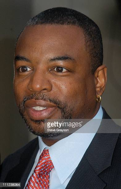 LeVar Burton during A Night of Comedy to Benefit I AM YOUR CHILD Foundation at Hollywood Highland in Los Angeles California United States