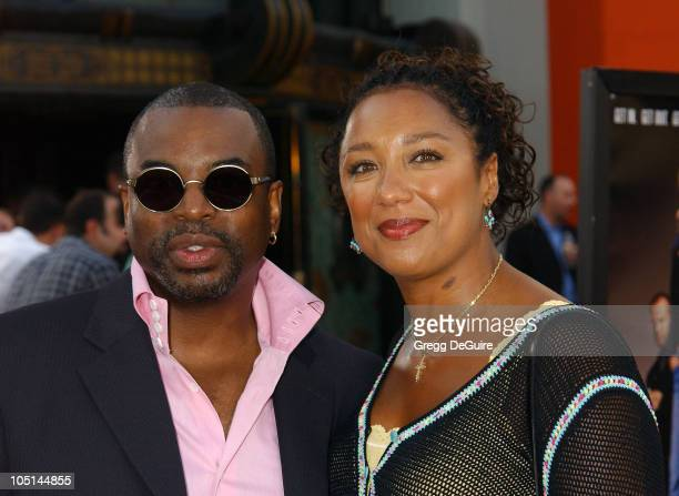 """LeVar Burton during World Premiere of """"The Italian Job"""" - Red Carpet at Grauman's Chinese Theatre in Hollywood, California, United States."""