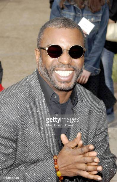 """Levar Burton of """"Reading Rainbow"""" during Mayor Bloomberg Hosts a Reception in Celebration of the 32nd Annual Daytime Emmys at Gracie Mansion in New..."""