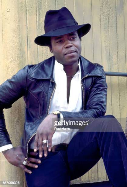 SEPTEMBER 14 1977 LeVar Burton of Roots at a photo call in 1977Roots was a dramatization of author Alex Haley's saga of AfricanAmerican life based on...