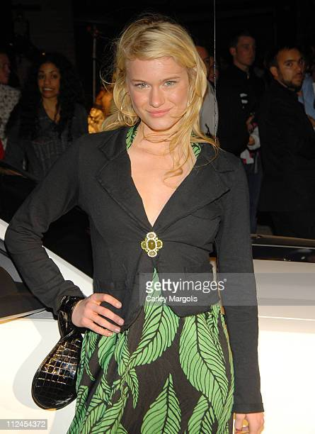 Leven Rambin during Blender Magazine 5th Anniversary Blowout at Studio 450 in New York City New York United States