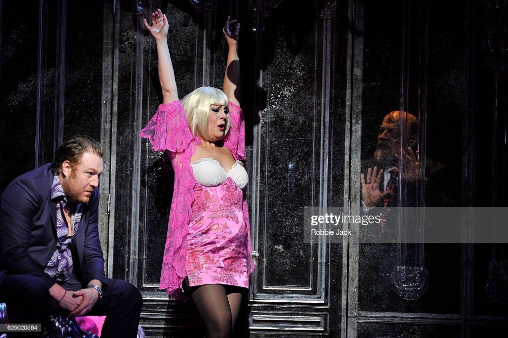 manon lescaut performed at the royal opera house photos and images