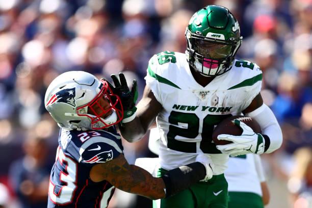 MA: New York Jets vNew England Patriots