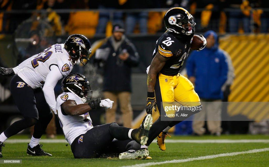Baltimore Ravens v Pittsburgh Steelers : Fotografia de notícias