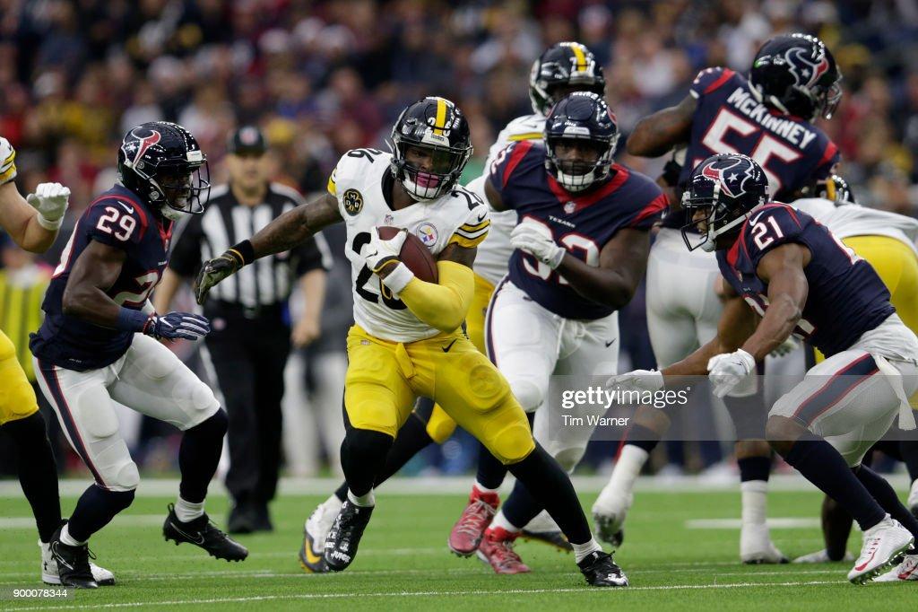 Pittsburgh Steelers v Houston Texans : News Photo