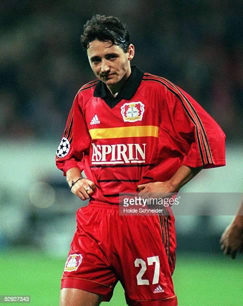 Leverkusen BAYER 04 LEVERKUSEN NK MARIBOR 00 Oliver NEUVILLE/Leverkusen