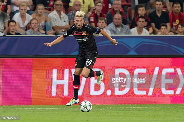 Leverkusen Germany UEFA Champions League 2016/17 Season Group E Matchday 1 Bayer 04 Leverkusen ZSKA Moskau 22 Kevin Kampl