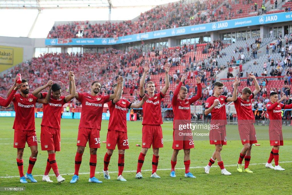Bayer 04 Leverkusen v 1. FC Union Berlin - Bundesliga : News Photo