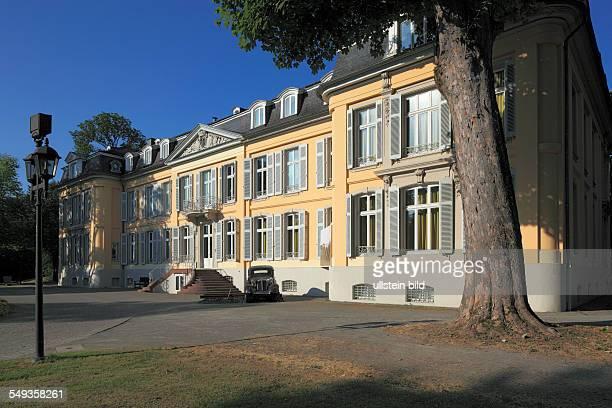 Leverkusen-Alkenrath, Morsbroich Castle, hunting lodge, Municipal Museum of Modern Art