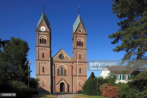 LeverkusenHitdorf St Stephanus church parish church catholic church