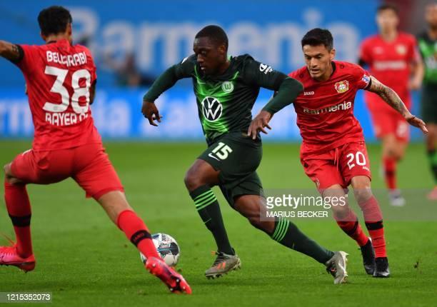 DEU: Bayer 04 Leverkusen v VfL Wolfsburg - Bundesliga